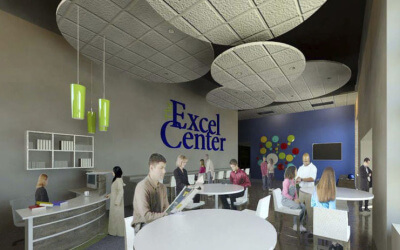 The Excel Center-South Bend Begins Project