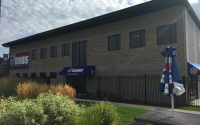 Ancon Begins Project at South Bend Cubs
