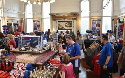 South Bend Cubs Claims Top 10 Status in Nationwide Merchandise Sales