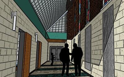 Renovation & Addition Announced for Prairie Street Mennonite Church
