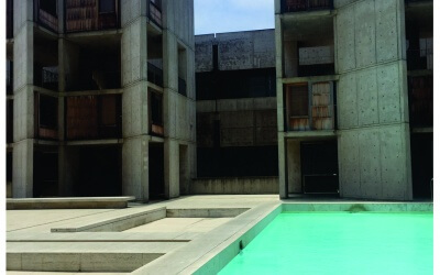 Thoughts While On Vacation…Visiting the Salk Institute in La Jolla!