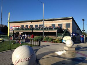 South Bend Cubs Performance Center ANCON Construction
