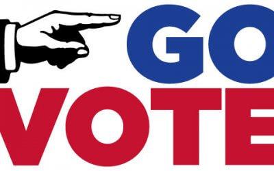 Go Vote Today!