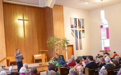 Ancon Updates Prairie Street Mennonite Church!